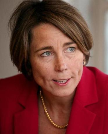 "Maura Healey, the state's attorney general, says: ""Students have a right to what they have paid for, including the right to a transcript reflecting their completion of courses."""