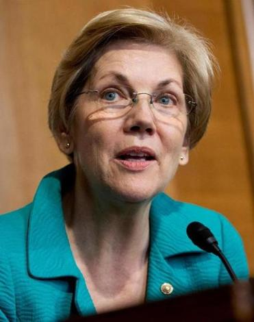 """Holding a financially strapped college student's transcript hostage is wrong, period,"" Senator Elizabeth Warren says."