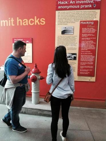The walking tour of MIT tells all about students' most famous pranks.