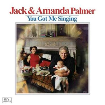 The new album from Amanda Palmer and Jack Palmer.