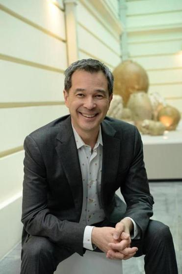Alan Chong, the new director of The Currier Museum of Art.