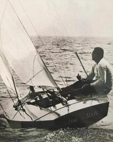Mr. Duplin was the US Sailing Yachtsman of the Year in 1963.