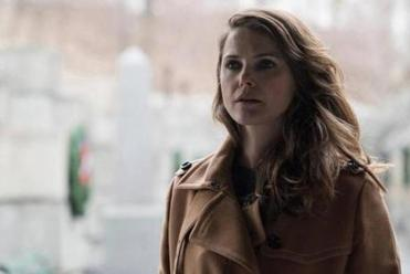 "Keri Russell in the Emmy Award-nominated show ""The Americans."""