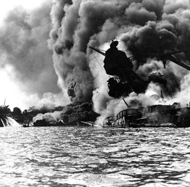 Greenleaf was promoted weeks before the attack, which claimed at least 1,177 lives when the USS Arizona sank.