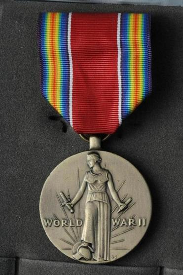Son Of World War Ii Veteran Getting His Father S Medals