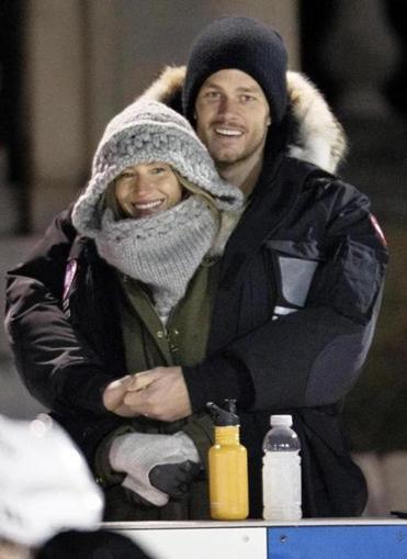 Tom Brady posted a sweet holiday message - The Boston Globe e364ac86b8b