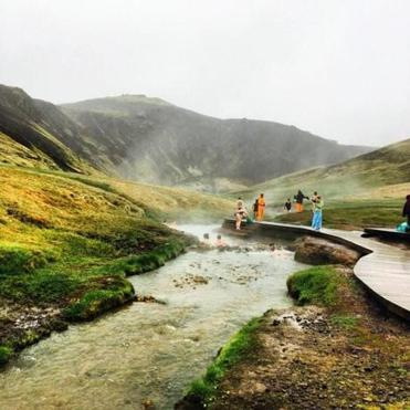 Beer and beauty in Iceland