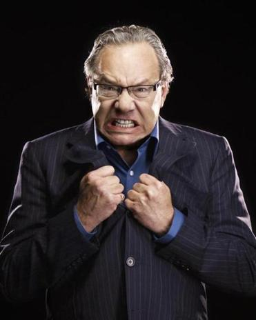 Lewis Black brings his signature brand of standup to the Shubert Feb. 10-11.