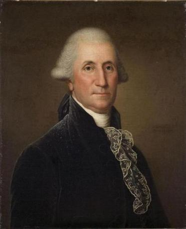 A portrait of George Washington by the Swedish-born artist Adolf Ulrik Wertmüller will be among those temporarily removed from display.