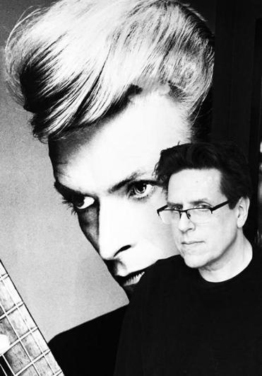 Rykodisc's Jeff Rougvie, who worked with David Bowie, will speak at the tribute.