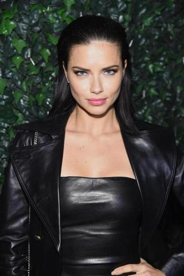 8fc23fe1ff Model adriana lima pictured last month at a fashion week event in new york  jpg 371x557