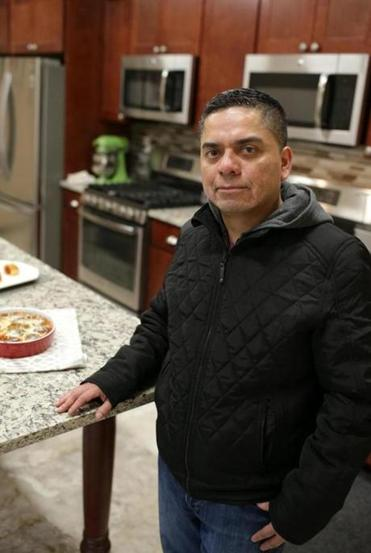 Jose Diaz is one of many bilingual DiLuigi Food workers.