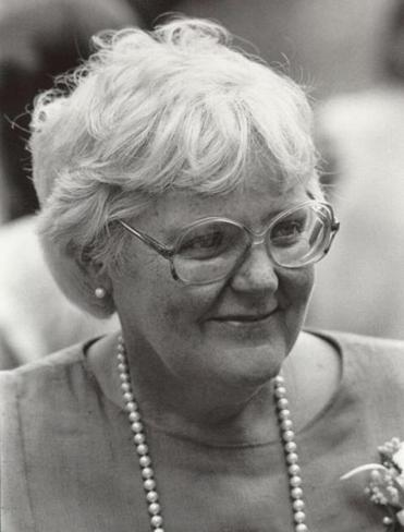 Dr. Dunn in an undated photo.