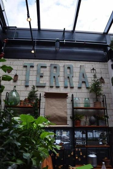 A New Restaurant Called Terra Has Opened At Eataly.