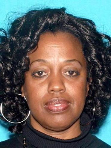 epa05902165 An undated handout photo made on 11 April 2017 available by the San Bernardino Police Department shows Karen Smith, aged 53, who was identified as a victim in a shooting at a school in San Bernardino, California, USA. According to media reports, a gunman, who was identified by police as 53-year-old Cedric Anderson, entered a school in San Bernardino on 10 April, shot his wife Karen Smith, who was working as a teacher at the school, and then directed the gun at himself, which lead to his death. Eight-year-old student Jonathan Martinez, died from fatal wounds and another nine-year-old student is reportedly being treated at a hospital. EPA/SAN BERNARDINO POLICE HANDOUT BEST QUALITY AVAILABLE HANDOUT EDITORIAL USE ONLY/NO SALES