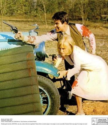 """Bonnie and Clyde"" (starring Warren Beatty and Faye Dunaway) screens at the Coolidge on May 15."