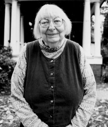 Obit print scan/ Jane Jacobs, author of he Nature Of Economies. Undated publicity handout photo by the Toronto Star Syndicate.