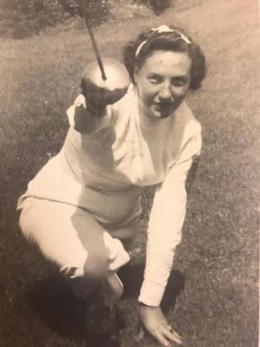 Ms. Judge, who was blocked from competing for Germany at the 1936 Summer Olympics, coached fencing at Brandeis University for more than 25 years.