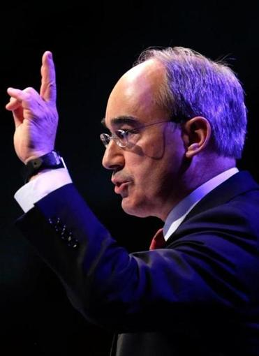 US Representative Bruce Poliquin of Maine.