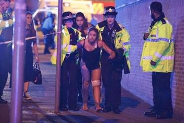 At least 19 killed in explosion at concert in England