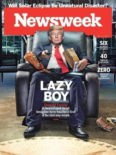 Image result for newsweek lazy boy