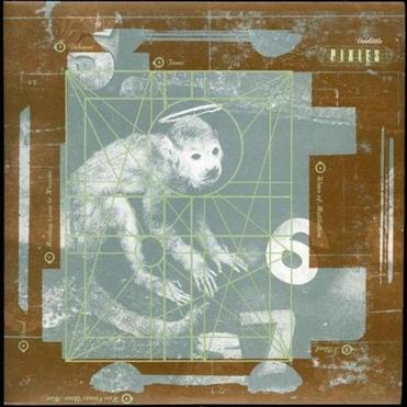 "The cover art of Pixies' ""Doolittle"" was designed by Vaughan Oliver."