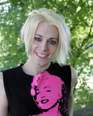 Chris Crocker in 2007, after his YouTube post.