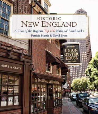 """Historic New England: A Tour of the Region's Top 100 National Landmarks"" (Globe Pequot Press, Guilford, Connecticut, $17.95) highlights 100 of the approximately 400 National Historic Landmarks in New England. In addition to homes of merchant princes and politicians, it also celebrates everything from the first bird sanctuary to a stop on the Underground Railroad."