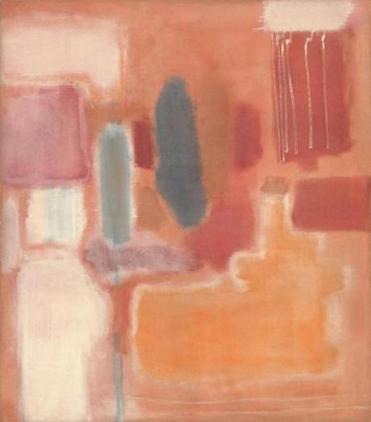 "Mark Rothko's ""No. 9"" is part of ""Mark Rothko: Reflection"" at the Museum of Fine Arts."