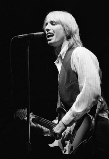 Tom Petty performed at the Orpheum in Boston in 1979.