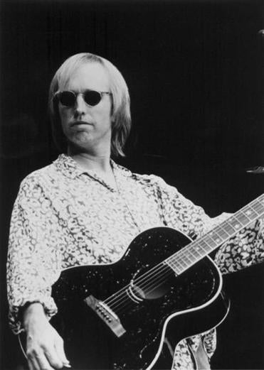Tom Petty at the Tweeter Center in 1999.
