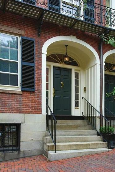 For sale boston walk up style homes with elevators the for Houses with elevators for sale