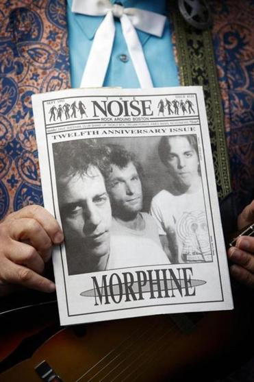 The Noise began in 1981 and became a must-read for local music fans and musicians. It is ending publication in December.