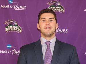 21nonoteworthy -- Jack Ouellette Saint Michael's College, Hockey (James Buck)