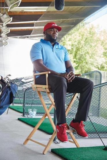 """Big Papi Needs a Job"" premieres Wednesday at 8 p.m. on Fusion."