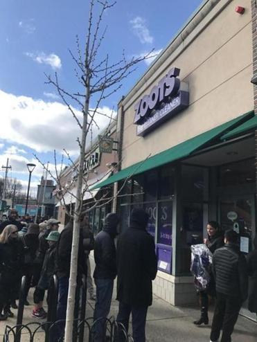 Anger Erupts As Zoots Customers Seek To Retrieve Garments