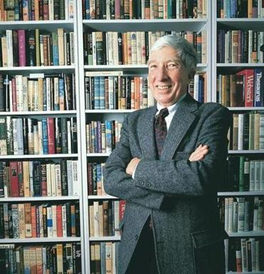 John Updike in an undated photo.
