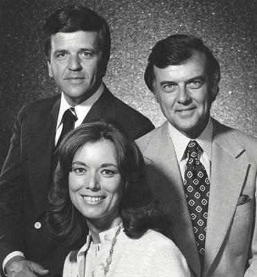 Mr. Hynes formed a formidable team with Natalie Jacobson and Chet Curtis at Channel 5.