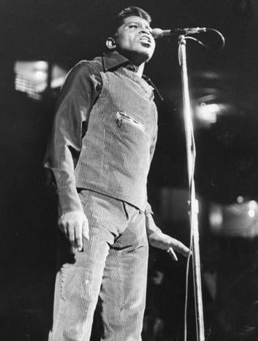Brown performed at the Garden on April 5, 1968, the day after King was assassinated.