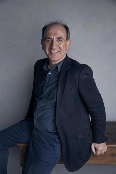 Writer/director Armando Iannucci.