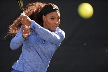 Serena Williams will return to the tennis court Thursday night at Indian Wells after a 14-month maternity leave.