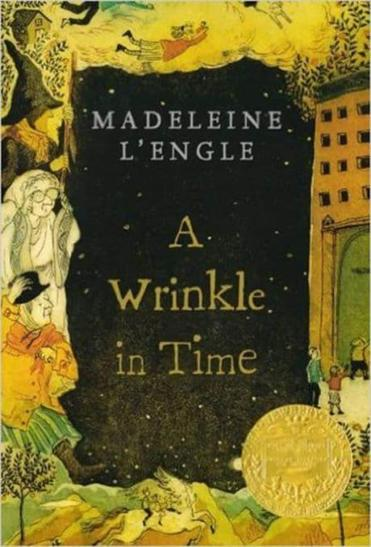 "It took 26 publisher rejections before Madeleine L'Engle could finally get ""A Wrinkle in Time"" into print in 1962. MUST CREDIT: Square Fish."