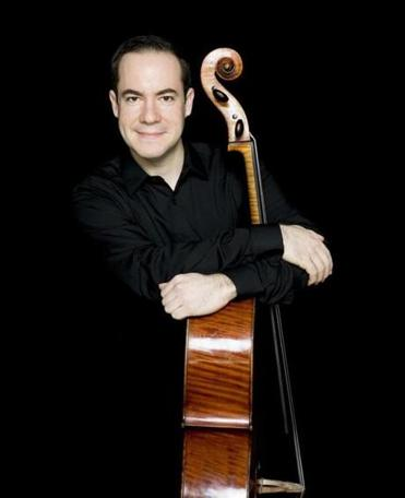 Blaise Déjardin succeeds the late Jules Eskin as principal cellist.