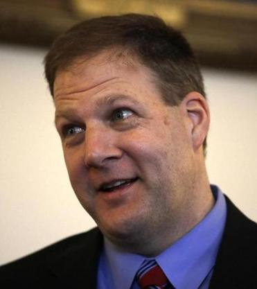 Governor Chris Sununu said he stands with crime victims and law enforcement.