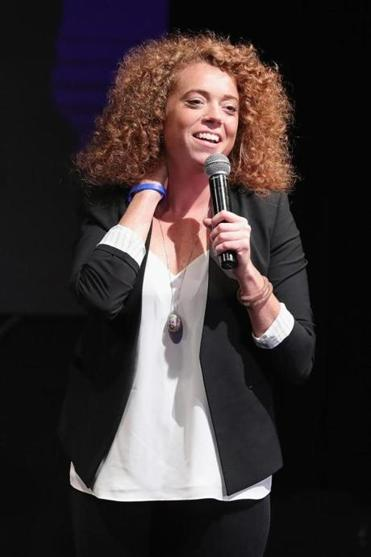 Michelle Wolf will host the White House Correspondents' Dinner.