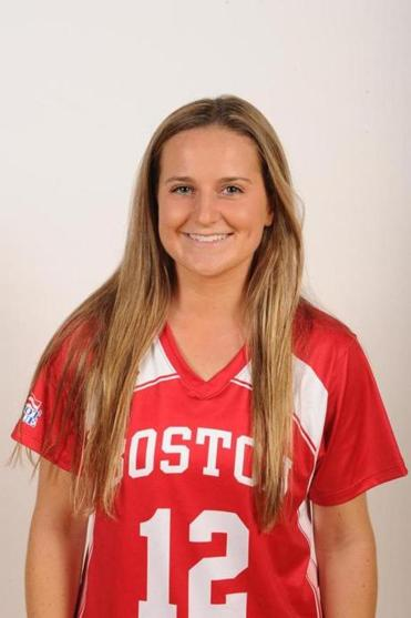 13wecampus -- Boston University sophomore women's lacrosse star Kailey Conry (Boston University)