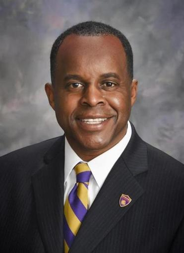 Jack Thomas, president of Western Illinois University.