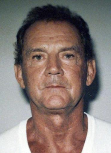"This 1995 file photo of Francis ""Cadillac Frank"" Salemme."