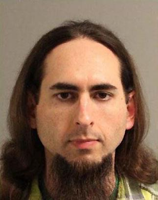 "This undated and unlocated handout photo obtained from the Anne Arundel Police on June 28, 2018 shows Jarrod Ramos, the suspected Capital Gazette newspaper shooter. A man armed with a shotgun and smoke grenades burst into a newspaper office in the US city of Annapolis on June 28, 2018, killing five employees in what police described as a ""targeted attack."" Officials said the shooting at the Capital Gazette was carried out by a white adult male resident of Maryland state who was being questioned in custody. / AFP PHOTO / ANNE ARUNDEL POLICE / Handout / RESTRICTED TO EDITORIAL USE - MANDATORY CREDIT ""AFP PHOTO / ANNE ARUNDEL POLICE "" - NO MARKETING NO ADVERTISING CAMPAIGNS - DISTRIBUTED AS A SERVICE TO CLIENTSHANDOUT/AFP/Getty Images"