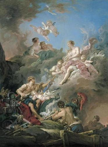 Venus at Vulcan's Forge Fran�ois Boucher (French, 1703Ð1770) 1769 Oil on canvas *Kimbell Art Museum, Fort Worth, Texas *Courtesy, Museum of Fine Arts, Boston 08casanova CasanovaÕs Europe: Art, Pleasure, and Power in the 18th Century July 8-October 8, 2018.